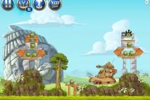 Angry Birds Star Wars 2 Battle of Naboo Level B3-11 Walkthrough
