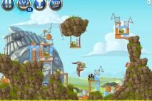 Angry Birds Star Wars 2 Battle of Naboo Level B3-13 Walkthrough
