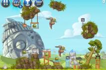 Angry Birds Star Wars 2 Battle of Naboo Level B3-14 Walkthrough