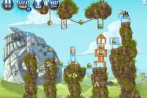 Angry Birds Star Wars 2 Battle of Naboo Level B3-15 Walkthrough