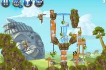 Angry Birds Star Wars 2 Battle of Naboo Level B3-16 Walkthrough