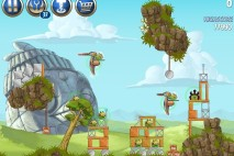 Angry Birds Star Wars 2 Battle of Naboo Level B3-6 Walkthrough