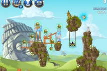 Angry Birds Star Wars 2 Battle of Naboo Level B3-7 Walkthrough