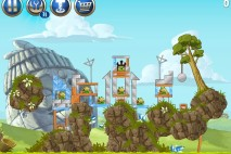 Angry Birds Star Wars 2 Battle of Naboo Level B3-9 Walkthrough