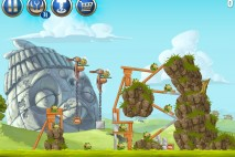 Angry Birds Star Wars 2 Battle of Naboo Level B3-S1 Walkthrough