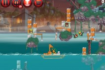 Angry Birds Star Wars 2 Battle of Naboo Level P3-16 Walkthrough