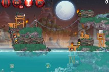 Angry Birds Star Wars 2 Battle of Naboo Level P3-17 Walkthrough