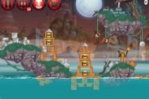 Angry Birds Star Wars 2 Battle of Naboo P3-6 Treasure Map Walkthrough