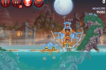 Angry Birds Star Wars 2 Battle of Naboo Level P3-S1 Walkthrough