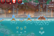 Angry Birds Star Wars 2 Battle of Naboo Level P3-S2 Walkthrough