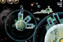 Angry Birds Star Wars Death Star 2 Level 6-12 Walkthrough