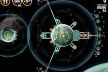 Angry Birds Star Wars Death Star 2 Level 6-14 Walkthrough