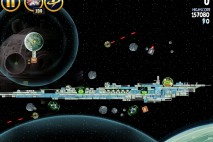 Angry Birds Star Wars Death Star 2 Level 6-15 Walkthrough