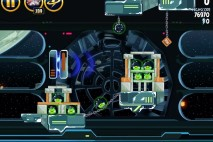 Angry Birds Star Wars Death Star 2 Level 6-16 Walkthrough