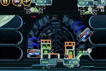 Angry Birds Star Wars Death Star 2 Level 6-17 Walkthrough