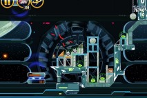 Angry Birds Star Wars Death Star 2 Level 6-18 Walkthrough