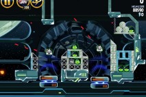 Angry Birds Star Wars Death Star 2 Level 6-19 Walkthrough
