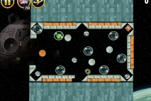 Angry Birds Star Wars Death Star 2 Level 6-2 Walkthrough