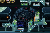 Angry Birds Star Wars Death Star 2 Level 6-20 Walkthrough