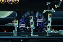 Angry Birds Star Wars Death Star 2 Level 6-21 Walkthrough