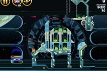 Angry Birds Star Wars Death Star 2 Level 6-23 Walkthrough