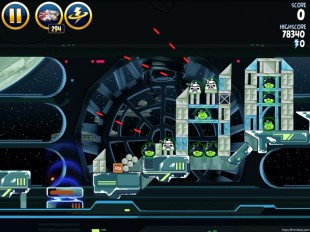 Angry Birds Star Wars Death Star 2 Level 6-24 Walkthrough