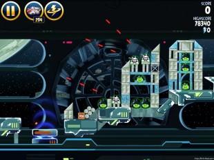 Millennium Falcon Walkthrough Death Star 2 Level 6-24