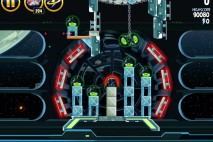 Angry Birds Star Wars Death Star 2 Level 6-26 Walkthrough