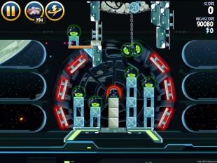 Angry Birds Star Wars Death Star 2 Level 6-26 Walkthrough