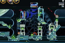 Angry Birds Star Wars Death Star 2 Level 6-27 Walkthrough