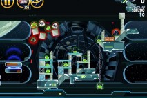 Angry Birds Star Wars Death Star 2 Level 6-28 Walkthrough