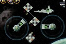 Angry Birds Star Wars Death Star 2 Level 6-6 Walkthrough