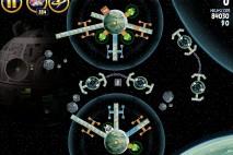 Angry Birds Star Wars Death Star 2 Level 6-7 Walkthrough