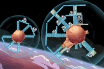 Angry Birds Star Wars Facebook Tournament Level 4 Week 52 – December 12th 2013