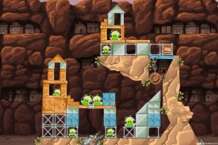 Angry Birds Star Wars Facebook Tournament Level 1 Week 53 – December 16th 2013
