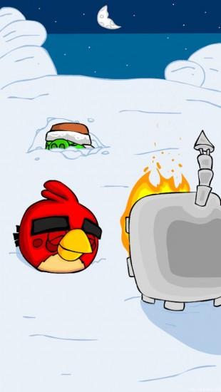 Angry Birds Warm Stove iPhone Mobile Wallpaper.jpg
