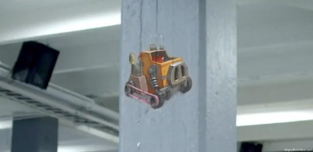 Rovio New Tricks Teaser Video Bad Piggy Contraption