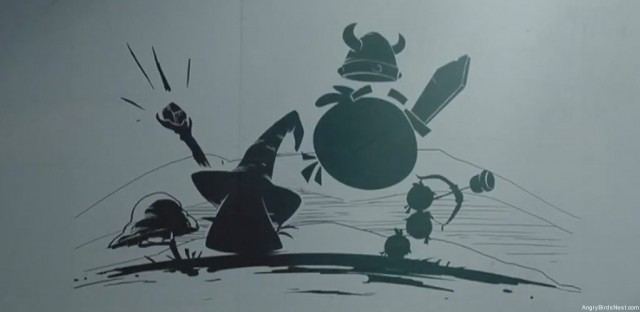 Rovio New Tricks Teaser Video Medieval Angry Birds