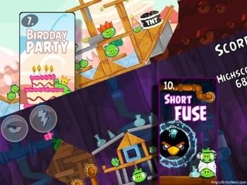 Angry Birds Short Fuse and 4th Birdday Party Updates Now Available For PC Featured Image