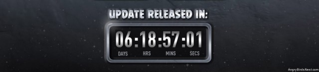 Angry Birds Star Wars 2 Carbonite Pack Countdown Timer Teaser