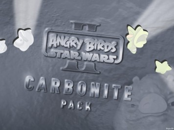 Angry Birds Star Wars 2 Carbonite Pack Phase 2 Teaser Image