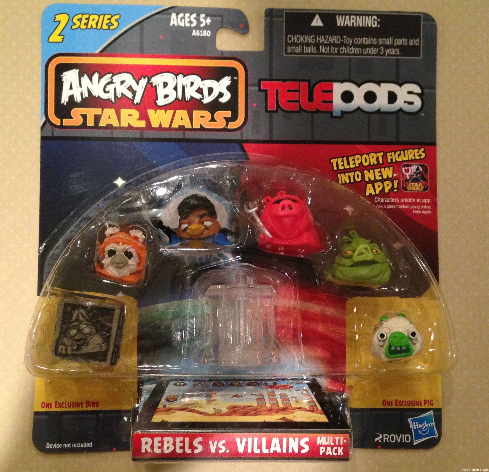 New Angry Birds Star Wars II TELEPODs Leaked, Update ...  New Angry Birds...