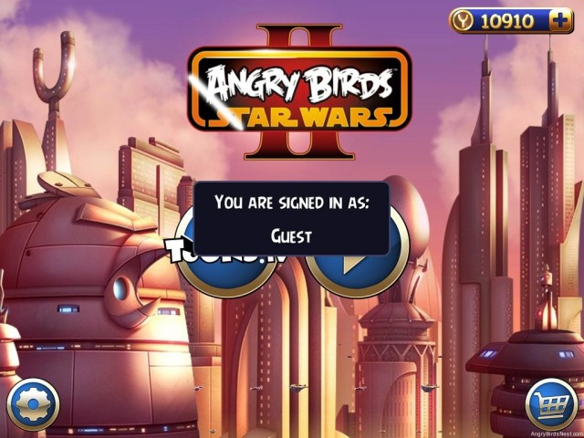 Angry Birds Star Wars 2 v126 Guest