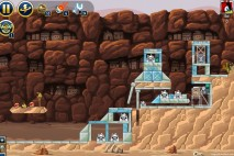 Angry Birds Star Wars Facebook Tournament Level 2 Week 56 – January 7th 2014