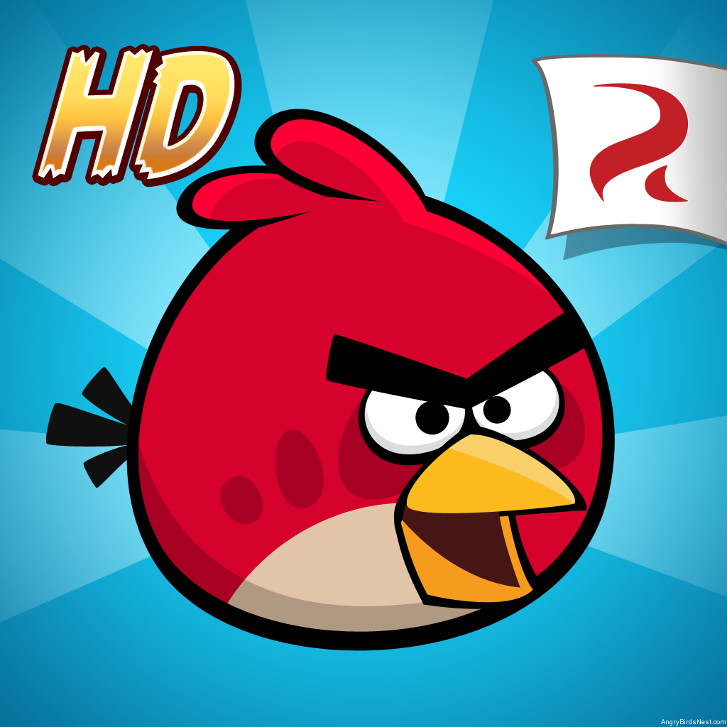 angry birds hd | apps library