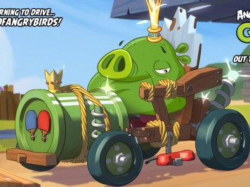 Angry Birds GO King Pig Tuning Lesson Featured Image