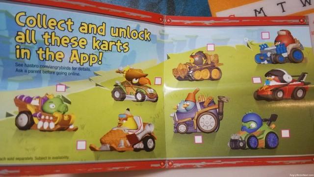 Angry Birds Go Leaked Telepods v2