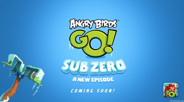 Angry Birds Go Sub Zero Update Coming Soon Featured Image