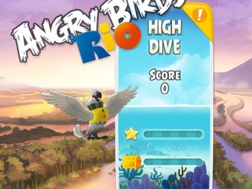 Angry Birds Rio High Dive Featured Image 2