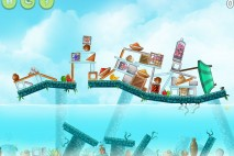 Angry Birds Rio Chest #9 Walkthrough Level 16